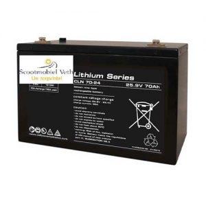 70Ah 24v lithium Pakket
