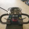 Gebruikte 4 wiel scootmobiel met nieuwe accu,s 1