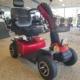 Gebruikte 4 wiel scootmobiel met nieuwe accu,s