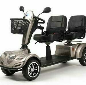 Scootmobiel Comfort limo