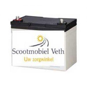 Scootmobiel accu 12v 35AH